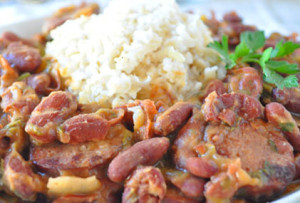 Red Beans and Rice Yum